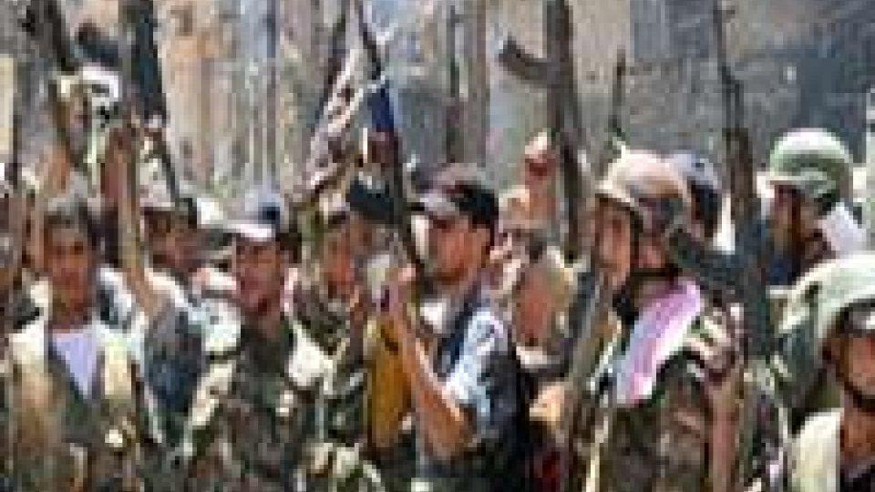 Libia: fine degli scontri tra milizie