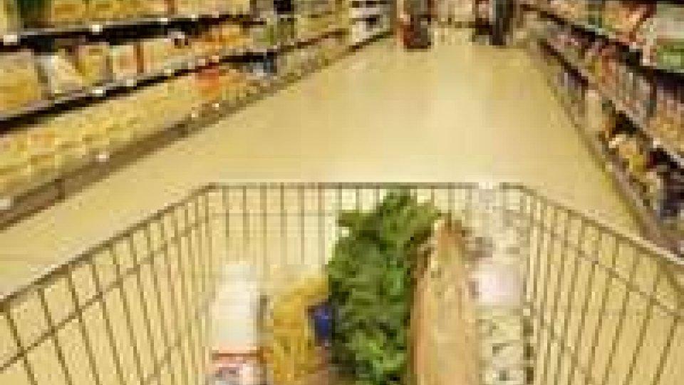 Istat: contrazione dei consumi, anche a tavola