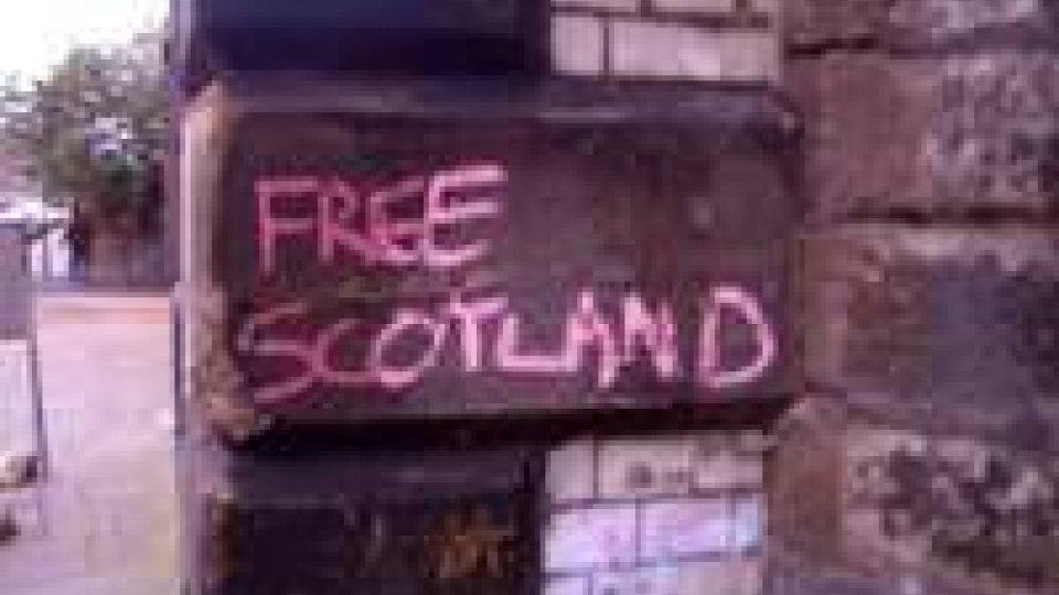 Gb: sondaggio, crescono i 'sì' per indipendenza Scozia