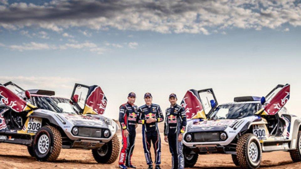 Dakar 2019: 334 equipaggi al via, Sainz punta alla vittoria