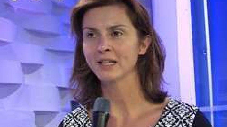 Valentina FabbriBasket: con Valentina Fabbri c'è San Marino in Serie A