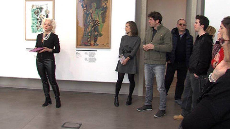 La visita guidataGalleria Nazionale di San Marino: visita guidata aperta a tutti per concludere il 2018