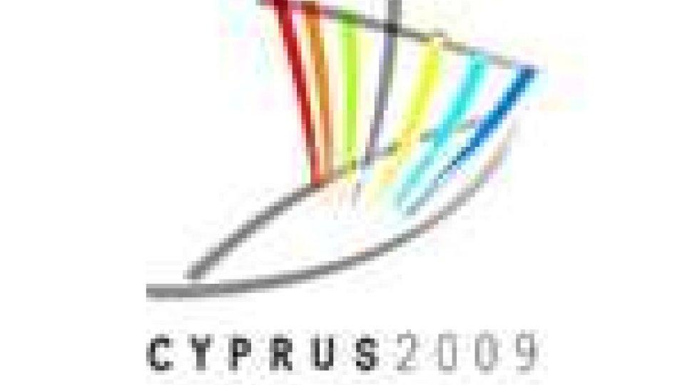 Cipro 2009: rientra la delegazione sammarinese