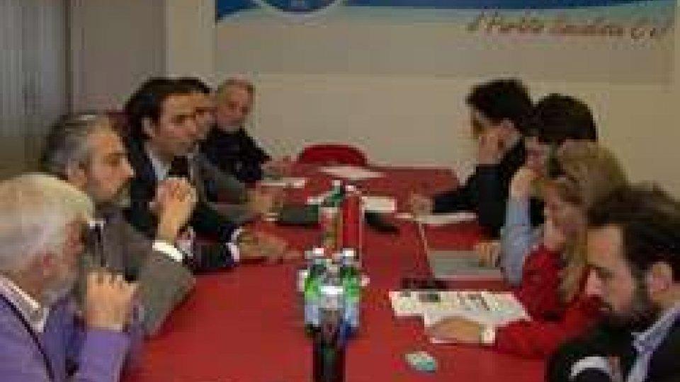 """""""Area riformista"""": PS e PSD a confronto, condivisa volontà di proseguire nella collaborazione"""