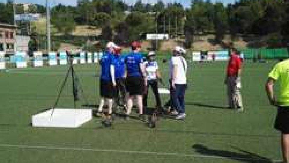 Tiro con l'Arco: sfuma il bronzo nel mixed team