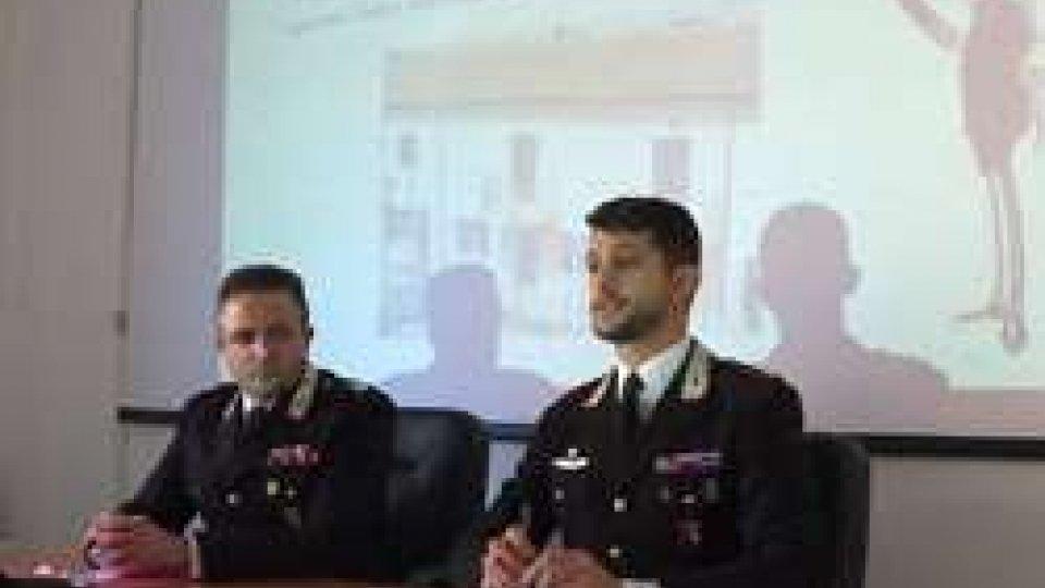 Marco CalifanoI Carabinieri di Riccione arrestano 3 persone con la collaborazione dei cittadini