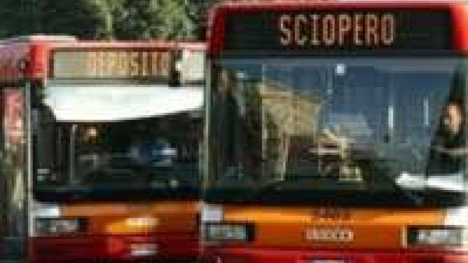 Italia, stop di 24 ore del trasporto pubblico