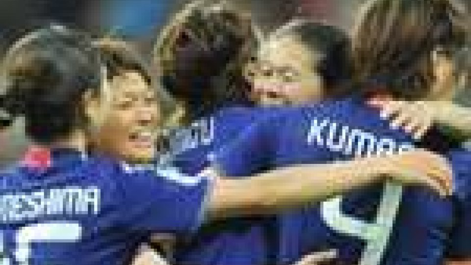Mondiali femminili: trionfa il Giappone