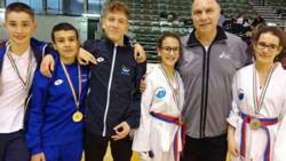 Il Taekwondo conquista ben 7 medaglie