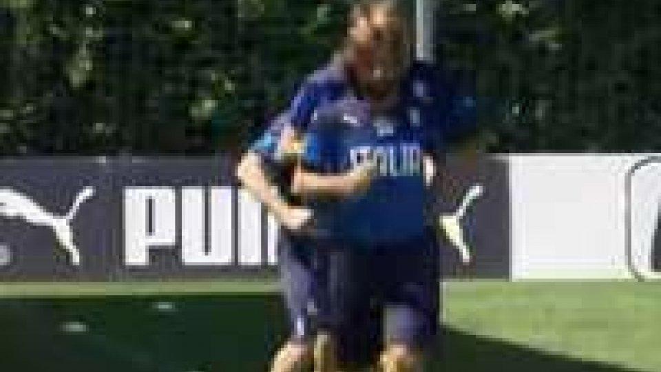 Mondiali. L' Italia pensa al prossimo test amichevole con il LussemburgoMondiali. L' Italia pensa al prossimo test amichevole con il Lussemburgo