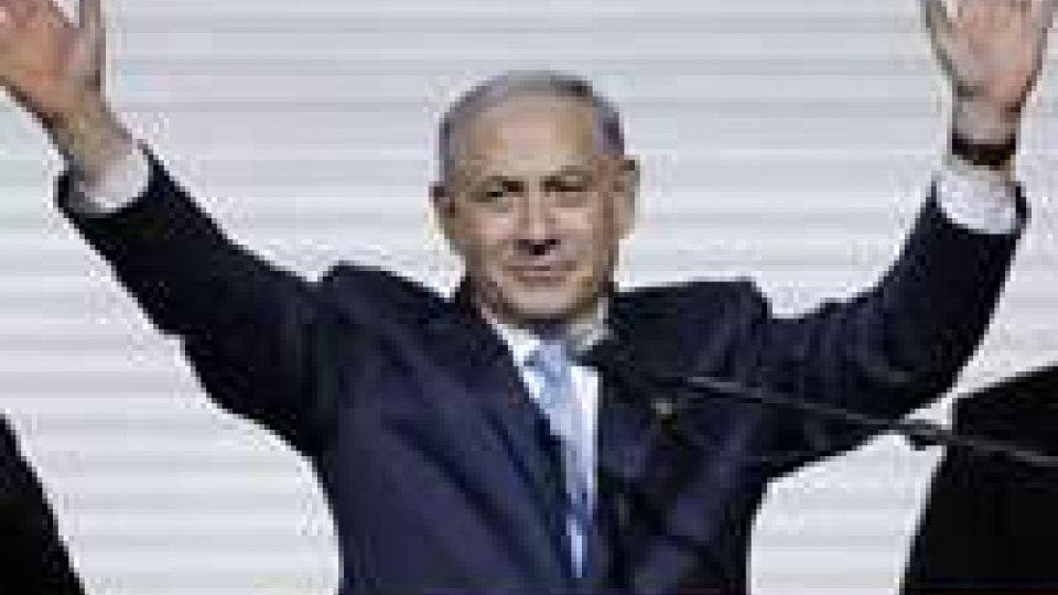 Israele: vince premier Netanyahu, verso governo di destra