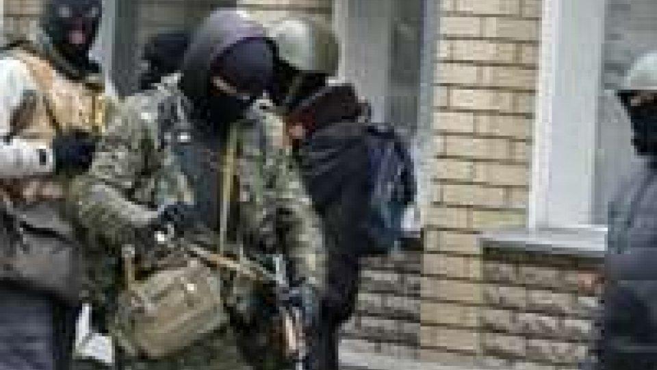 Ucraina: morti e feriti in scontri tra filorussi e forze governative