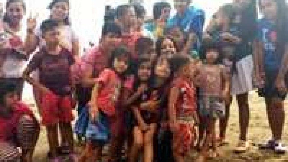 Da San Marino all'Indonesia: il progetto di SaraDa San Marino all'Indonesia: il progetto di Sara