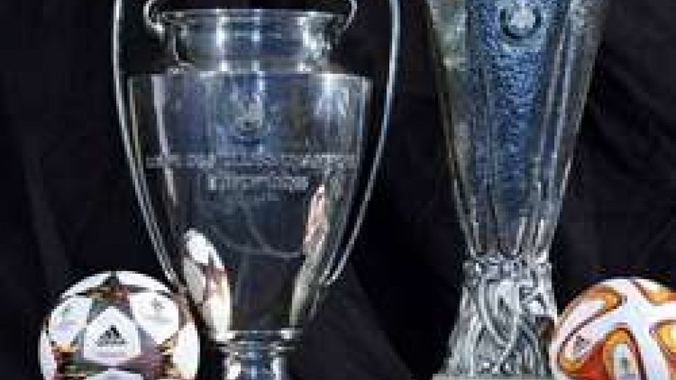 Champions e Europa League