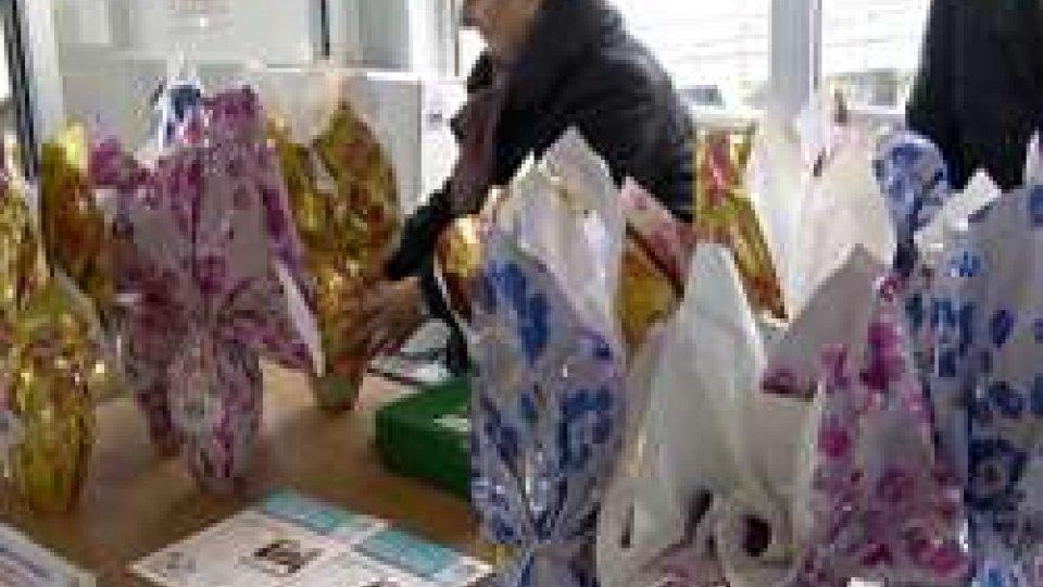 La vendita delle uova di pasqua ASLEM