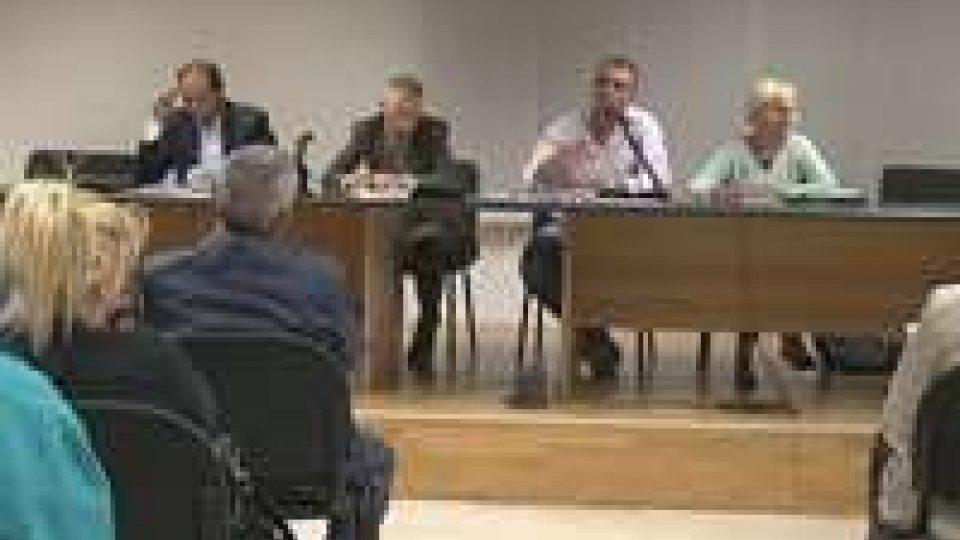 La Csu fa il pieno a Borgo Maggiore per parlare di riforma tributariaCsu: il pieno a Borgo per parlare di riforma