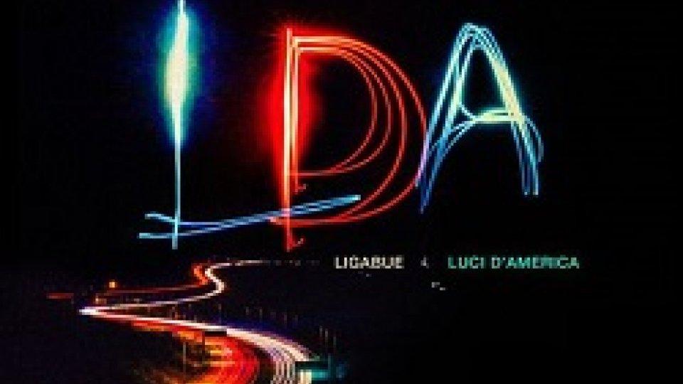 Ligabue, online video di Luci d'America