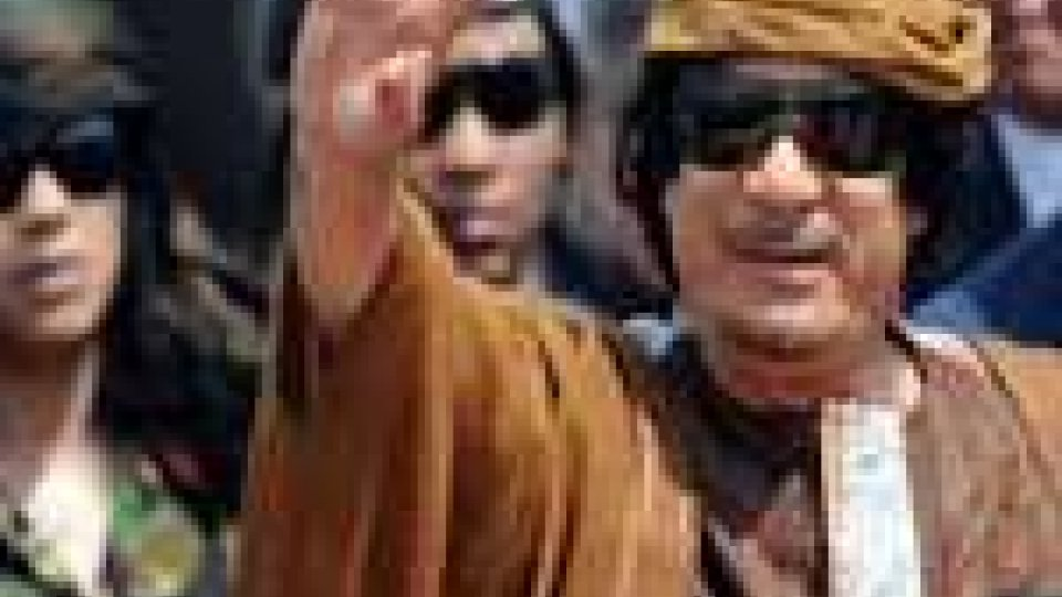 "Malta ad emissario Gheddafi: ""rais deve dimettersi"""
