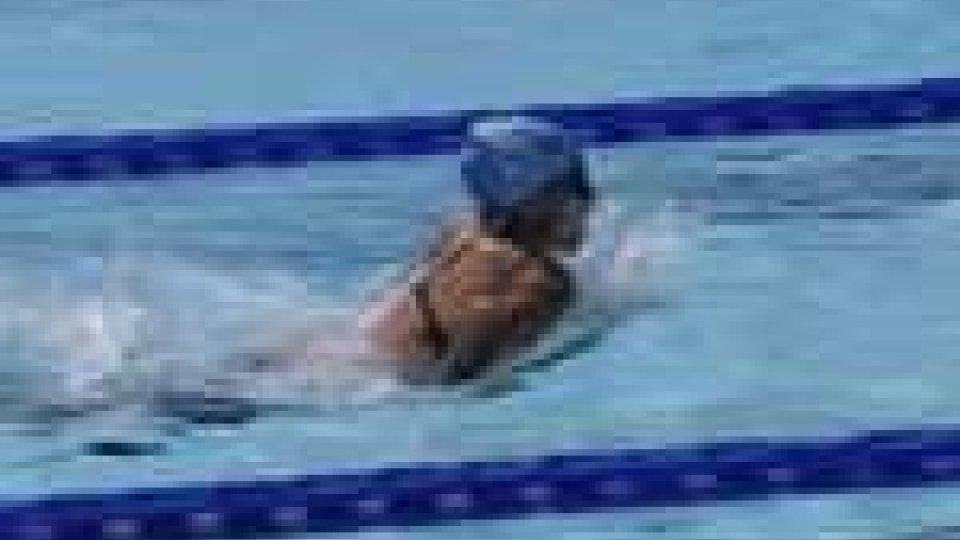 Simona MuccioliGare di nuoto