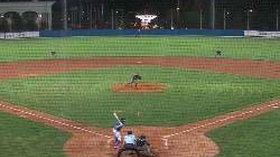 Baseball: T&A travolge NettunoBaseball: T&A travolge Nettuno