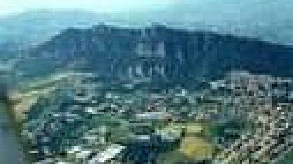 Smottamento a Valdragone: rotte condutture di gas e acqua