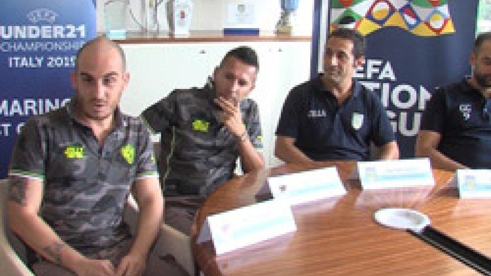 Presentazione Supercoppa Sammarinese di FutsalSupercoppa Sammarinese di Futsal: Murata e Tre penne si giocano il primo trofeo della stagione