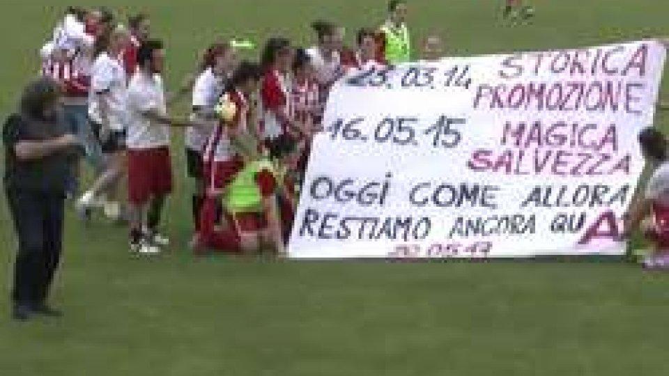 Calcio femminile: spareggio salvezza tra San Zaccaria e Como