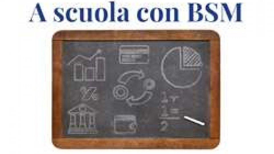 """Banca di San Marino - """"A Scuola con BSM"""""""