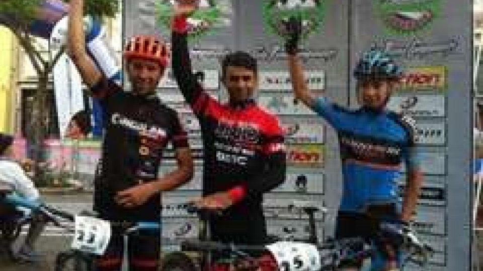 """Gran Fondo """"Resolv Bike"""" - Vena del Gesso: trionfa Vito Buono"""