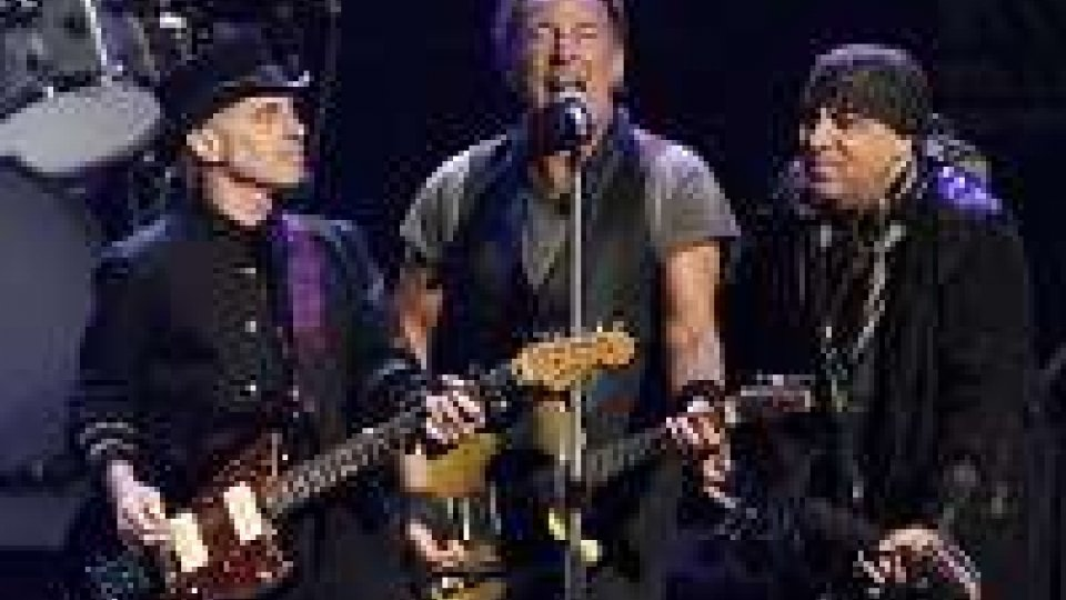 Bruce Springsteen in campo per diritti Lgbt