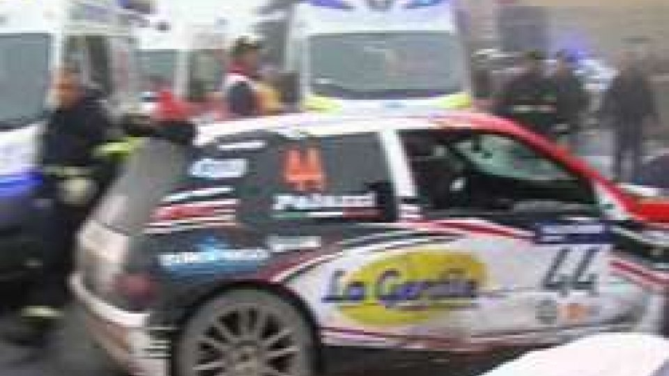 Incidente mortale al Rally Legend del 2016