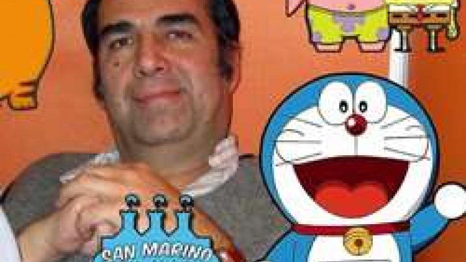 San Marino Comics, Ubaldi pronto a intrattenere i visitatori
