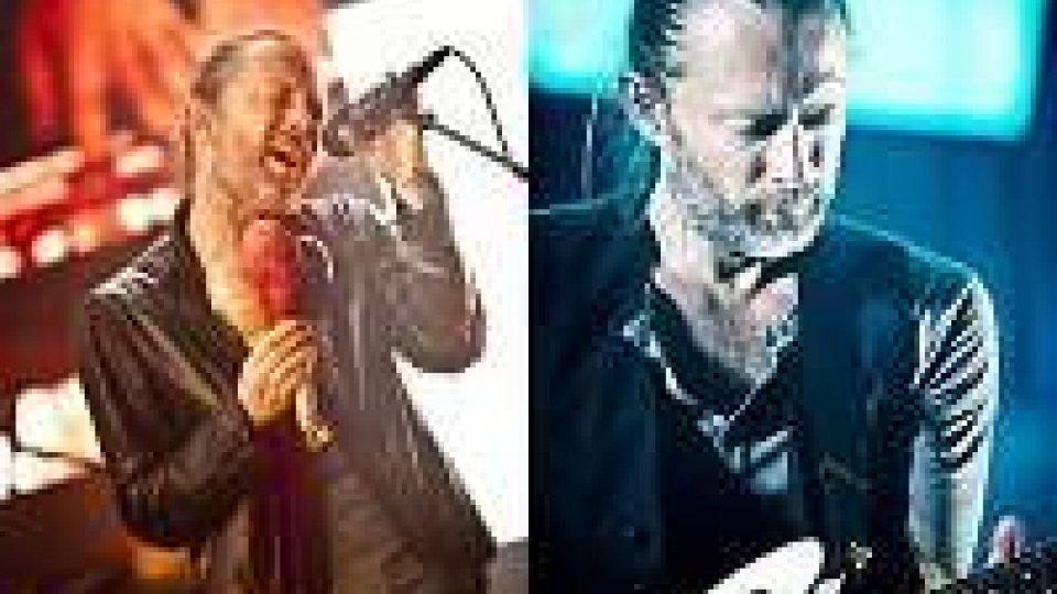 Radiohead, Tour 2016: date..no Italia