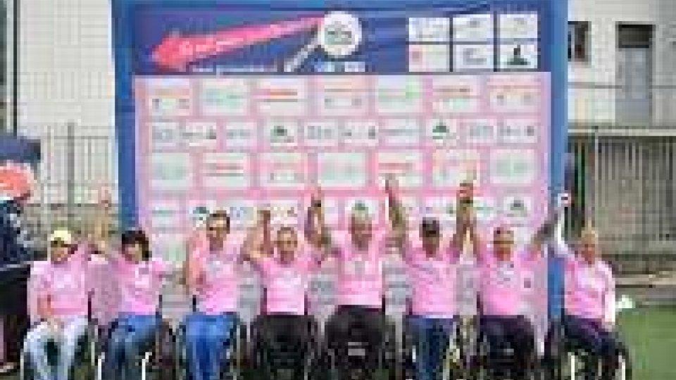 Handbike: il Giro d'Italia ha fatto tappa a Bergamo