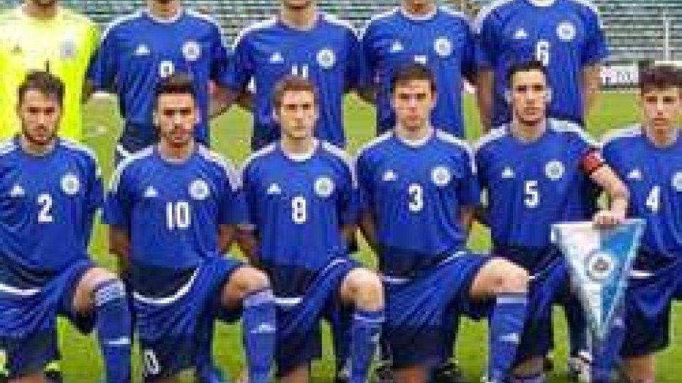 Bielorussia - San Marino 1-0Under 21: Bielorussia - San Marino 1-0