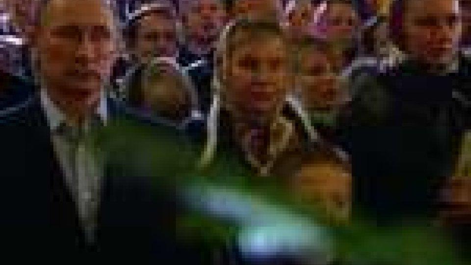 Russia. Putin è stato battezzato durante la dittatura staliniana
