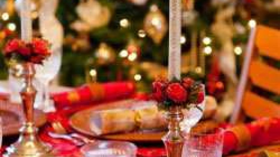 Natale: spesi per il pranzo spesi 2,2 miliardi