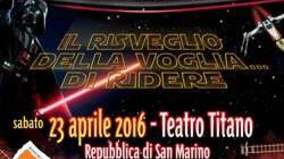 LOCOMIX 2016: IL RISVEGLIO DELLA VOGLIA…DI RIDERE