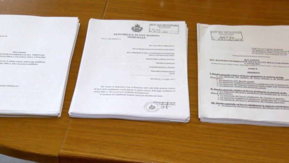 Le relazioniTroppi arretrati: arrivano in Consiglio le relazioni sulla Giustizia