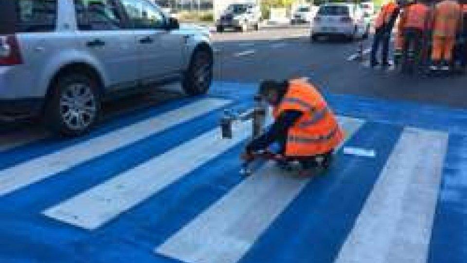 Università di San Marino: analisi sulle nuove vernici per le strisce pedonali del Titano vale a uno studente la laurea in Ingegneria Civile