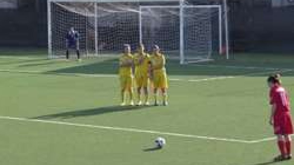Calcio femminile: impegno esterno per la Federazione Sammarinese