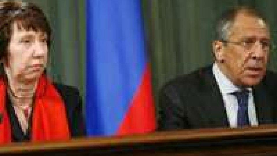 Ucraina al centro del dibattito tra Russia e Europa