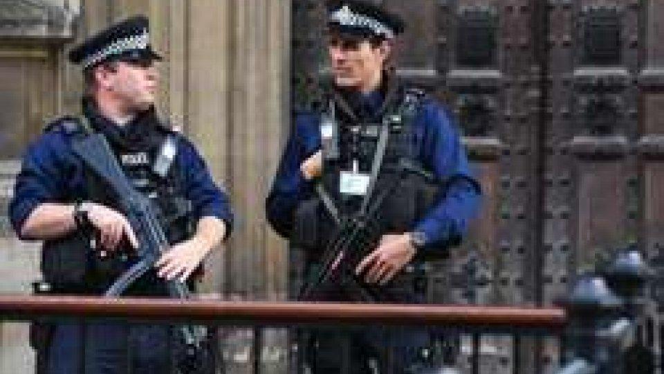 Polizia londinese