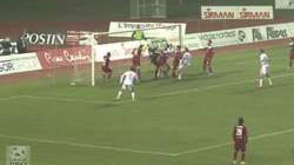Padova-Fano 3-0Padova-Fano 3-0: per i veneti anche tre legni