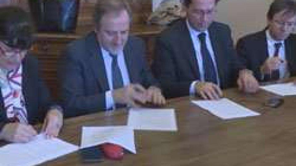 Firmata la convenzioneCentrale del Latte: firmata la convenzione