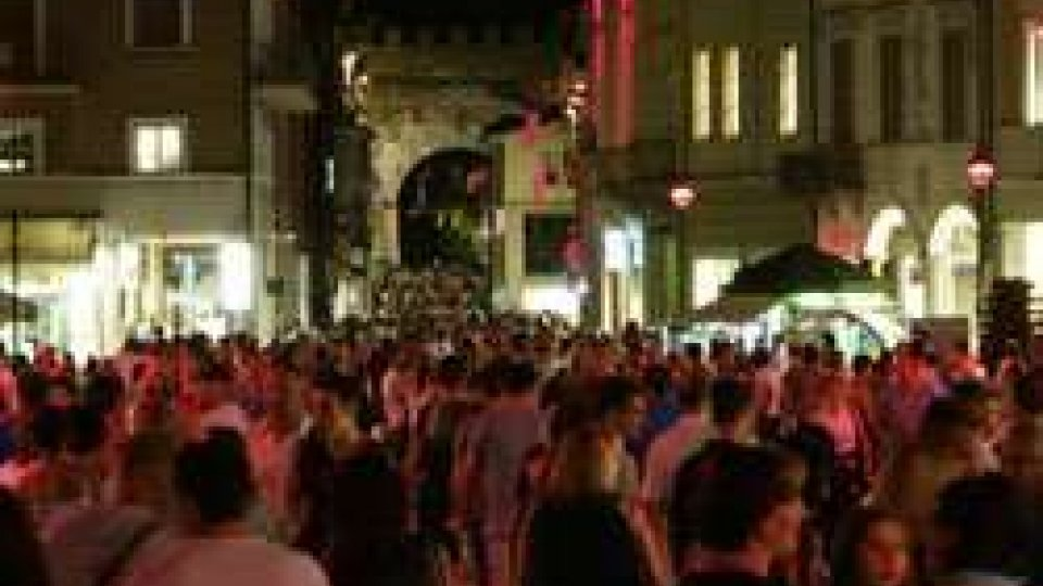 L'estate del centro storico esplode con la Rimini Shopping night