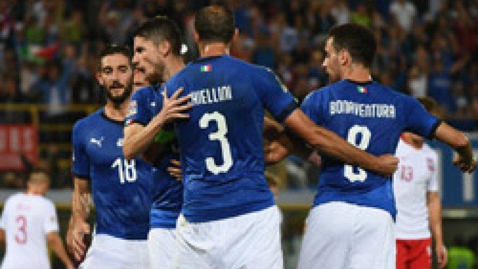 AzzurriNations League: Italia pareggia con la Polonia al Dall'Ara. Mancini, Nel primo troppi errori, ma ci sta