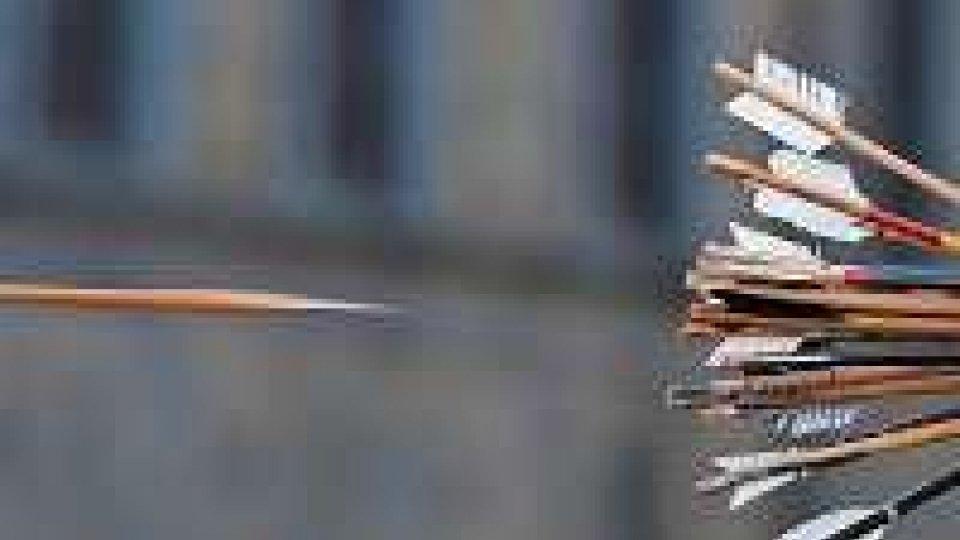 Palio Balestre Grandi: sammarinesi sul podio a Rab