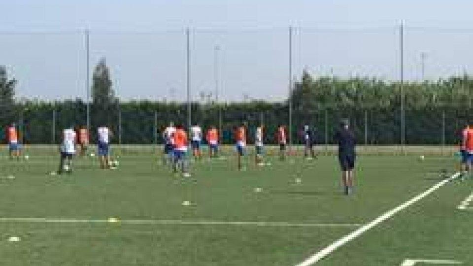 allenamento San Marino