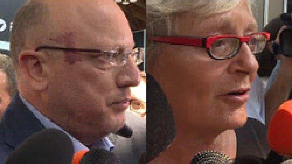 """Vincenzo Boccia e Annamaria FurlanBoccia (Confindustria) su decreto dignità: """"Non aumenterà né diminuirà l'occupazione"""""""